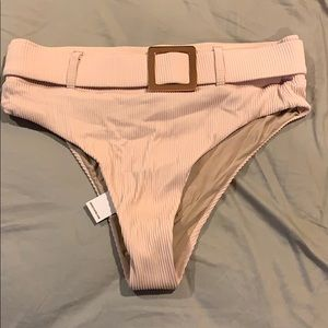 Sports Illustrated high waisted bikini bottoms